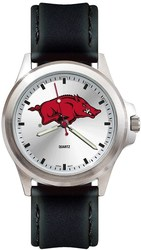 University Of Arkansas Fantom Mens Sport Watch by LogoArt