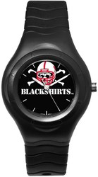 University Of Nebraska Blackshirts Black Prospect Watch by LogoArt