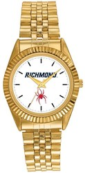 LogoArt University of Richmond VA Pro Gold-tone Gents Watch by LogoArt