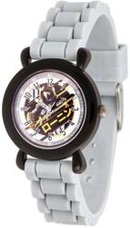 Marvel Kids Avengers Time Teacher White Silicone Watch XWA6258