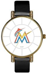 MLB Miami Marlins Lunar Watch by Rico Industries
