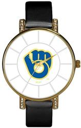 MLB Milwaukee Brewers Lunar Watch by Rico Industries