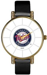 MLB Minnesota Twins Lunar Watch by Rico Industries