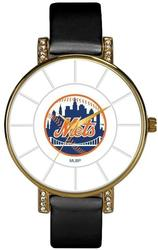 MLB New York Mets Lunar Watch by Rico Industries