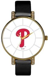 MLB Philadelphia Phillies Lunar Watch by Rico Industries