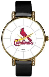 MLB St. Louis Cardinals Lunar Watch by Rico Industries