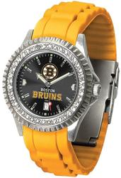 Gametime NHL Boston Bruins Ladies Sparkle Watch