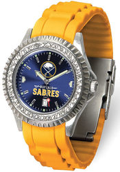 Gametime NHL Buffalo Sabres Ladies Sparkle Watch