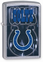 NFL Zippo Indianapolis Colts High Polish Chrome Lighter