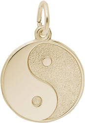 Yin Yang Charm (Choose Metal) by Rembrandt