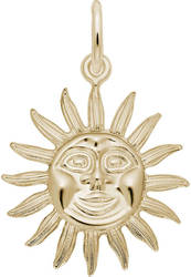 Sunshine Charm (Choose Metal) by Rembrandt