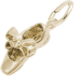 Tap Shoe Charm (Choose Metal) by Rembrandt
