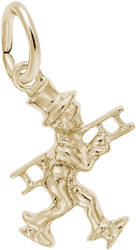 Chimney Sweep Charm (Choose Metal) by Rembrandt