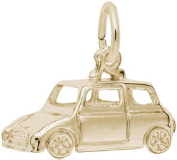 Classic British Car Charm (Choose Metal) by Rembrandt