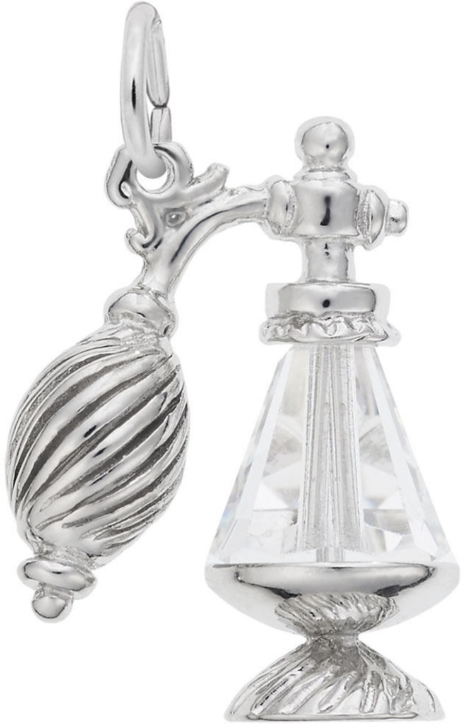 Atomizer Charm (Choose Metal) by Rembrandt