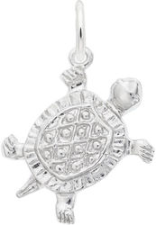 Turtle Charm (Choose Metal) by Rembrandt