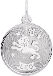 Leo Constellation Charm (Choose Metal) by Rembrandt