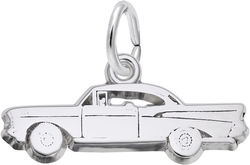 Classic Hardtop Muscle Car Charm (Choose Metal) by Rembrandt