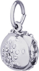 Cheeseburger Charm (Choose Metal) by Rembrandt