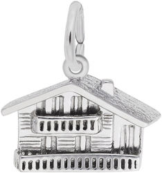 Swiss Chalet Charm (Choose Metal) by Rembrandt