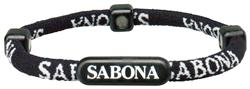 Sabona Athletic Bracelet - Black