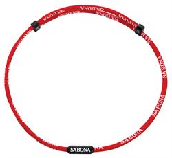 Sabona Sports Athletic Necklace Red - DISCONTINUED
