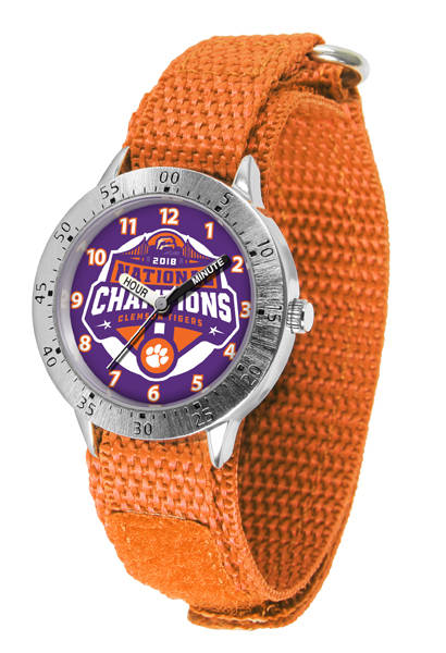 Mens Clemson Tigers National Championship-TAILGATER Watch