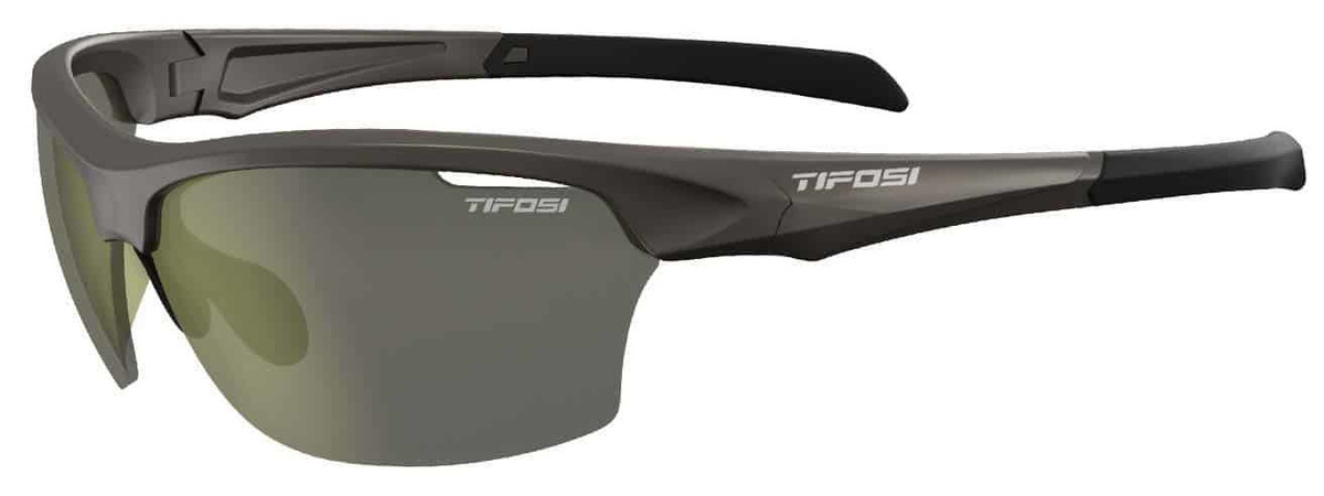 Tifosi Sunglasses - Intense Iron with Golf & Tennis GT Lens 8520400475
