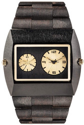 WeWood Wooden Watch - Jupiter Black Gold TL