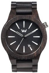WeWood Wooden Watch - Assunt Black