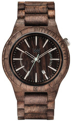 WeWood Wooden Watch - Assunt Chocolate Rough