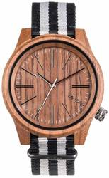 WeWood Wooden Watch - Torpedo Nut Grey