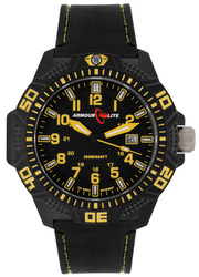 ArmourLite Tritium Watch - Caliber Series AL634 Yellow - DISCONTINUED