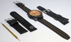 ArmourLite Holiday Exclusive Kit - Isobrite ISO302.KT - Watch w/ 3 Bands & Pin Remover - DISCONTINUED