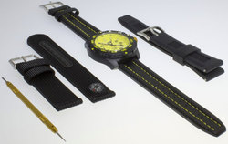 ArmourLite Holiday Exclusive Kit - Isobrite ISO303.KT - Watch w/ 3 Bands & Pin Remover - DISCONTINUED