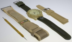 ArmourLite Holiday Exclusive Kit - Isobrite ISO305.KT - Watch w/ 3 Bands & Pin Remover - DISCONTINUED