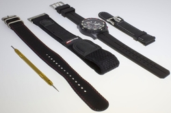 ArmourLite Holiday Exclusive Kit - Isobrite ISO401.KT - Watch w/ 4 Bands & Pin Remover - DISCONTINUED