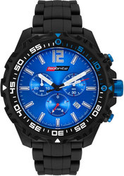 ArmourLite Tritium Watch - Isobrite T100 Valor Series ISO422 - Black & Blue