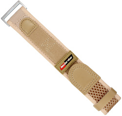 ArmourLite - Replacement Tan Nylon & Velcro Band IVB100-TAN 22mm