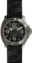 Lum-Tec Watch - M Series - M81 Automatic Mens w/ Leather & Rubber Straps - DISCONTINUED