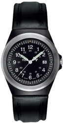 Traser Tritium Watch - Heritage Collection - P 5900 Type 3 w/ Leather Strap - 100203 - DISCONTINUED